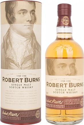 ROBERT BURNS (ロバートバーンズ) シングルモルト [ ウイスキー イギリス 700ml ]