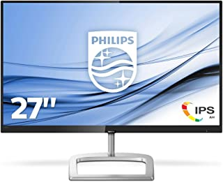 Philips LCD Monitor with Ultra Wide-Colour 276E9QJAB/00 - Computer Monitors (250 cd/m2)
