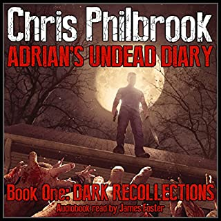 Dark Recollections audiobook cover art