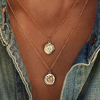 ottoman coin necklace