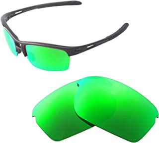 Walleva Replacement Lenses for Oakley RPM Squared Sunglasses - Multiple Options Available