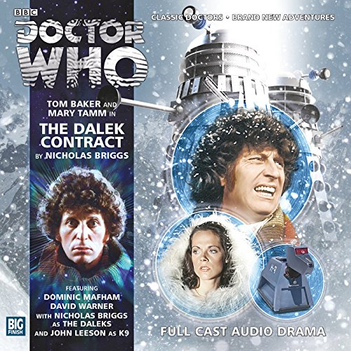 Couverture de Doctor Who - The Dalek Contract