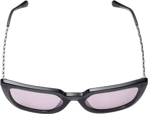 Transparent Gray/Pink Flash