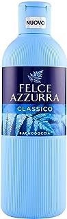 "Paglieri: ""Classico"" Bath & Shower, ""Felce Azzurra"" Line - 21.98 Fluid Ounces (650ml) [ Italian Import ]"