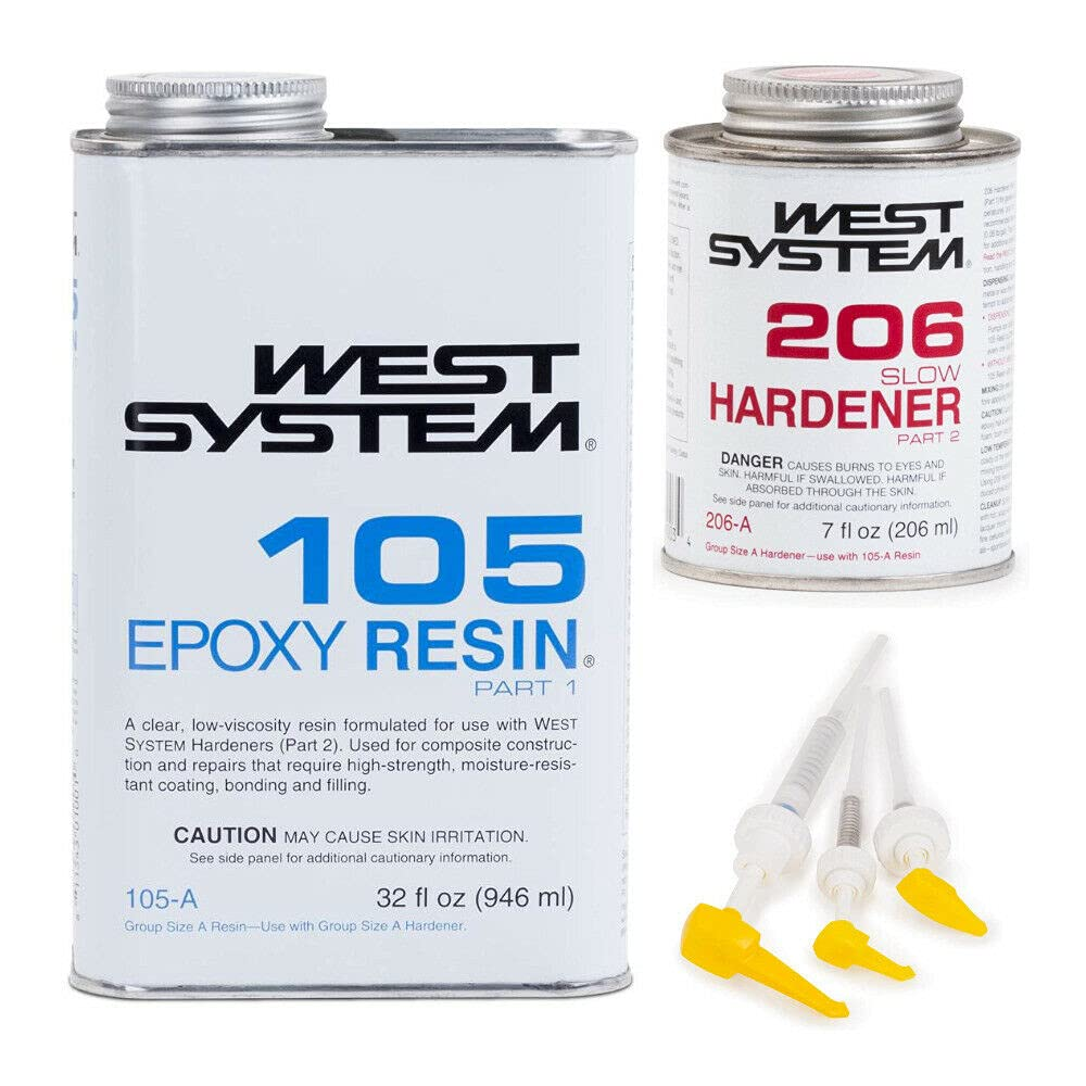1 Set Max 78% OFF of 105 Epoxy Resin P service Slow with Hardener+300 206 Mini