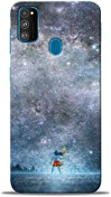 PRINT STATION Printed Back Case Cover for Samsung Galaxy M30s - 6455