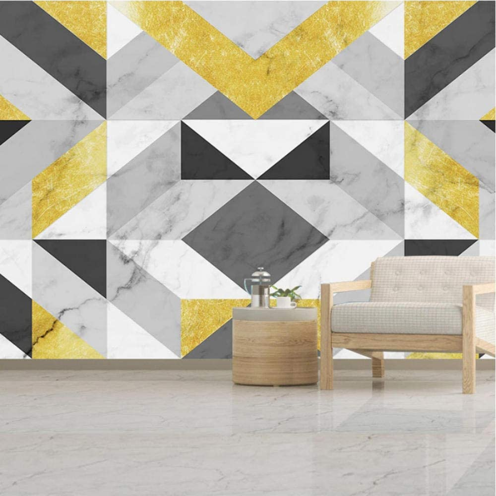 Clhhsy Bedroom Max 63% OFF Free shipping Decoration Painting Custom Creative Geometric 3D