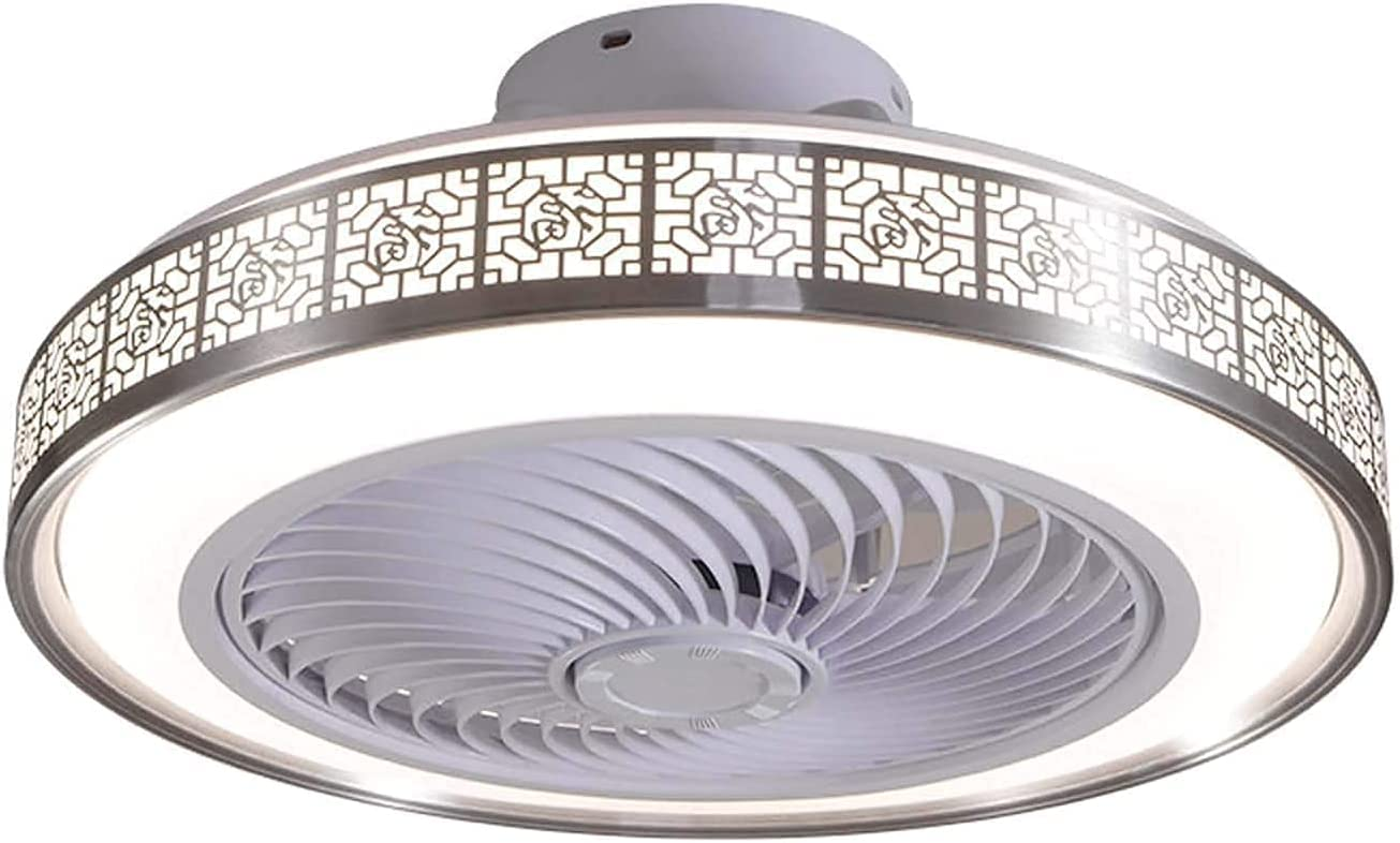 Xinur Ceiling Store Fan with Cheap mail order shopping Light Modern LED Color 3 Remote Speed