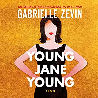 Young Jane Young audiobook cover art