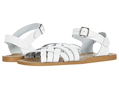 Salt Water Sandal by Hoy Shoes Retro (Toddler/Little Kid) (White) Girls Shoes