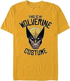 Marvel Camiseta para hombre Wolverine is Costume Sunflower