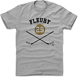 500 LEVEL Marc-Andre Fleury Shirt - Vegas Hockey Men's Apparel - Marc-Andre Fleury Vegas Sticks