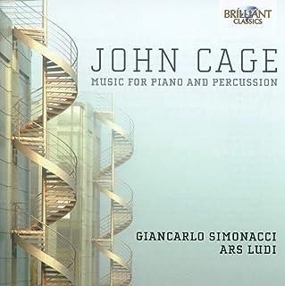 CAGE: Music for Piano & Percussion