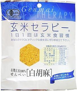 アリモト 有機玄米セラピー・白胡麻 30g×20袋