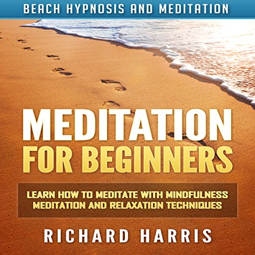 Meditation for Beginners  By  cover art