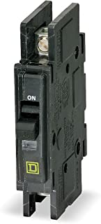 Square D - Qou150 - Square D Miniature Circuit Breaker (qou) Standard, 50a, 1-Pole, 120/240vac, Hacr Rated, 10ka, Flush, Surface Or Din Rail (35mm), 14-2 Awg(al/cu), for Use with: OEM Panels and