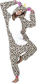Fantasia Pijama Cosplay de Unicórnio Oncinha com Capuz Original