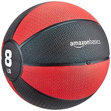 AmazonBasics Medicine Ball, 8-Pounds