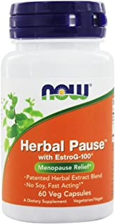 Now Foods: Herbal Pause, 60 vcaps