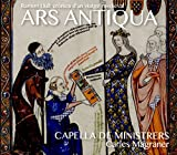 Ars Antiqua: Crónica De Un Viaje Medieval / Capella De Ministrers . C.Magraner