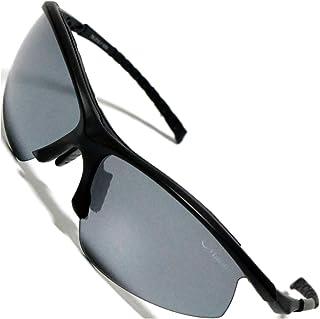 [Berkut]【約18g】【偏光 サングラス】ミラーサングラス 軽量 UVカット 紫外線カット 運転 スポーツ オリジナルケース付き 1070370