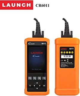 launch creader - Smart OBD2 OBDII car/auto Diagnostic Scan Tool Launch CReader 6011 Support ABS,SRS Systems OBD 2 scanner diagnostic-tool ()