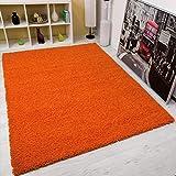 Serdim Alfombra, Polipropileno, Naranja, 80x150cm(2'6'x5'0)