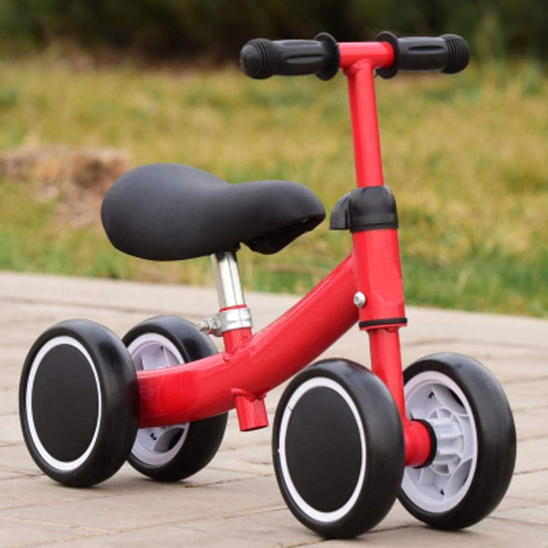 BabyBalance Fahrrad,Yo Kind Scooter Spielzeug Der Twist 14 Jahre Redred 20.5 Zoll