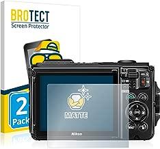 6x protector de pantalla Nikon Coolpix s3300 lámina protectora claro lámina protector de pantalla