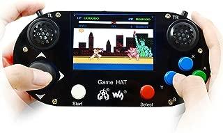 Raspberry Pi 3 Model B+ Game HAT with 3.5inch LCD Screen on Board Gamepad for Raspberry Pi Zero and Zero W