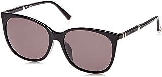 نظارات شمسية وايفارير للنساء من ماكس مارا بعدسات رمادية