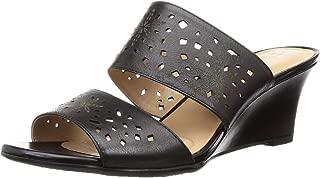 Naturalizer Women's Tate Leather Fashion Sandals