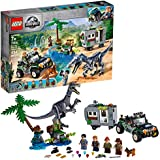 LEGO Jurassic World Indoraptor Rampage at...