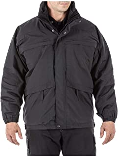 Tactical Men's 3-in-1 Waterproof Work Parka, Insulated, TacTec System Compatible, Style 48001