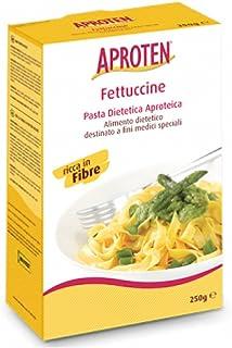 Aproten de pasta de fettuccine dietética 250g aproteica