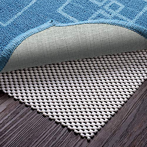 Veken Non-Slip Rug Pad Gripper 2 x 8 Feet Extra Thick Pad for Hard Surface Floors, Keep Your Rugs Safe and in Place