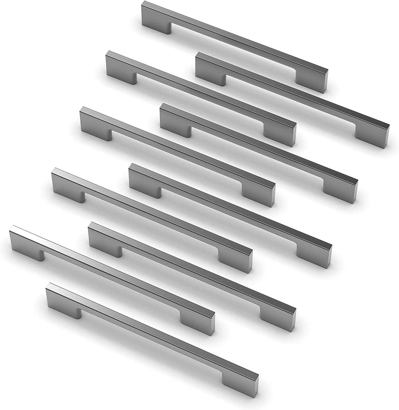 SRHWBF Cabinet Pulls Screws Zinc Cabin Sale Special Price Bar Handles Alloy Cheap mail order shopping
