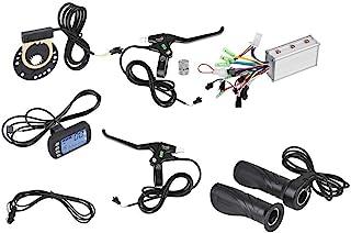 comprar comparacion Alomejor 36 V / 48 V 250 W / 350 W Controlador de Motor sin escobillas Kit de Panel LCD Conversión de e-Bici para Biciclet...