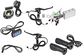 Alomejor 36 V / 48 V 250 W / 350 W Controlador de Motor sin escobillas Kit de Panel LCD Conversión de e-Bici para Bicicleta eléctrica Scooter