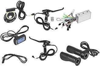 Alomejor Brushless Controller Motor 36V/48V 250W/350W Electric Bike Motor Controlle with LCD Panel Brake Speed Assist Sensor