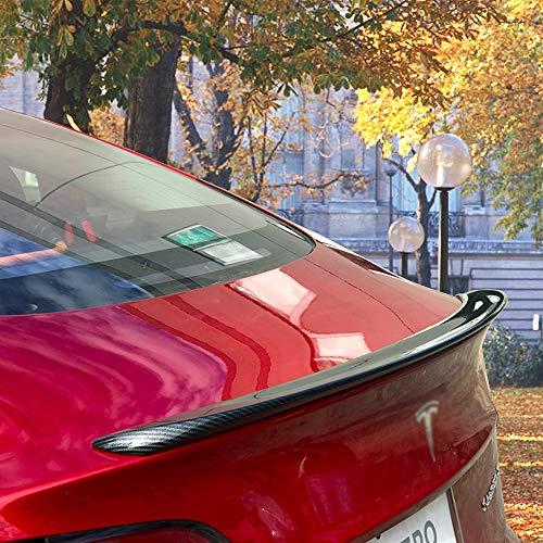 topfit Model 3 Heckspoiler Kundenspezifischer Carbon Spoiler Flügel Heckkoffer Dachspoiler Heckflügel für Model 3