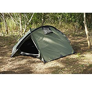 Snugpak Bunker 3 Person Tent and Tactical Shelter, Waterproof, Olive