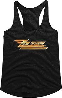 ZZ Top Tres Hombres Women Tank Top Rock Band Album Cover Concert Merch Racerback