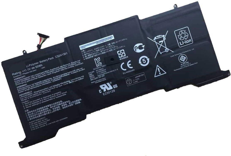 Dentsing C32N1301 Laptpo Battery 11.1V Seri 50Wh ASUS Minneapolis Mall Great interest UX31LA for