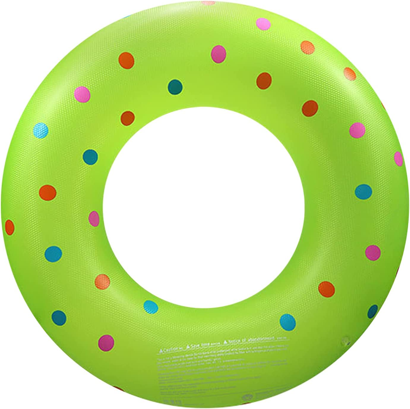 liuliuzuQQ Inflatable Pool Floats Industry No. 1 Swimmin Green Dots Max 89% OFF