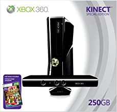 Xbox 360 250GB Console with Kinect (Renewed) photo