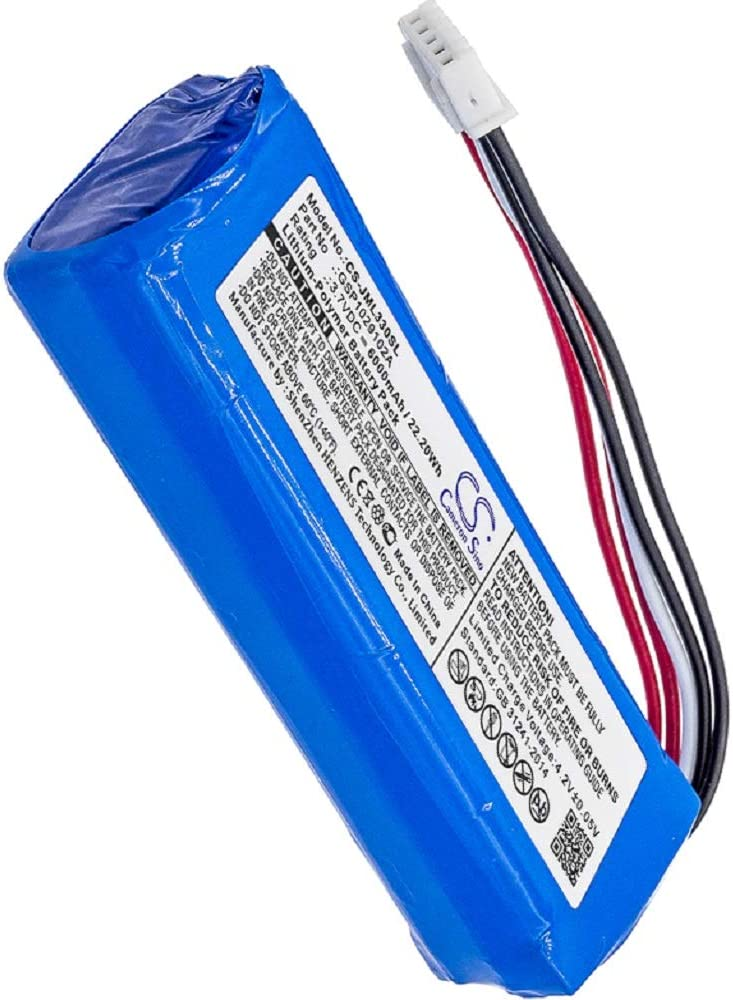 Replacement low-pricing for JBL Charge 3 Battery Cheap mail order sales GSP with - Fully Compatible
