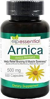 Arnica Montana 500mg 100 Capsules