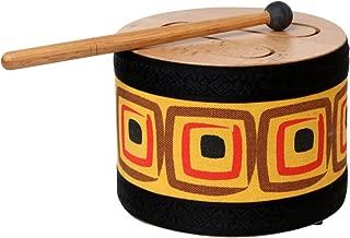 Wood Tone/Slit Drum