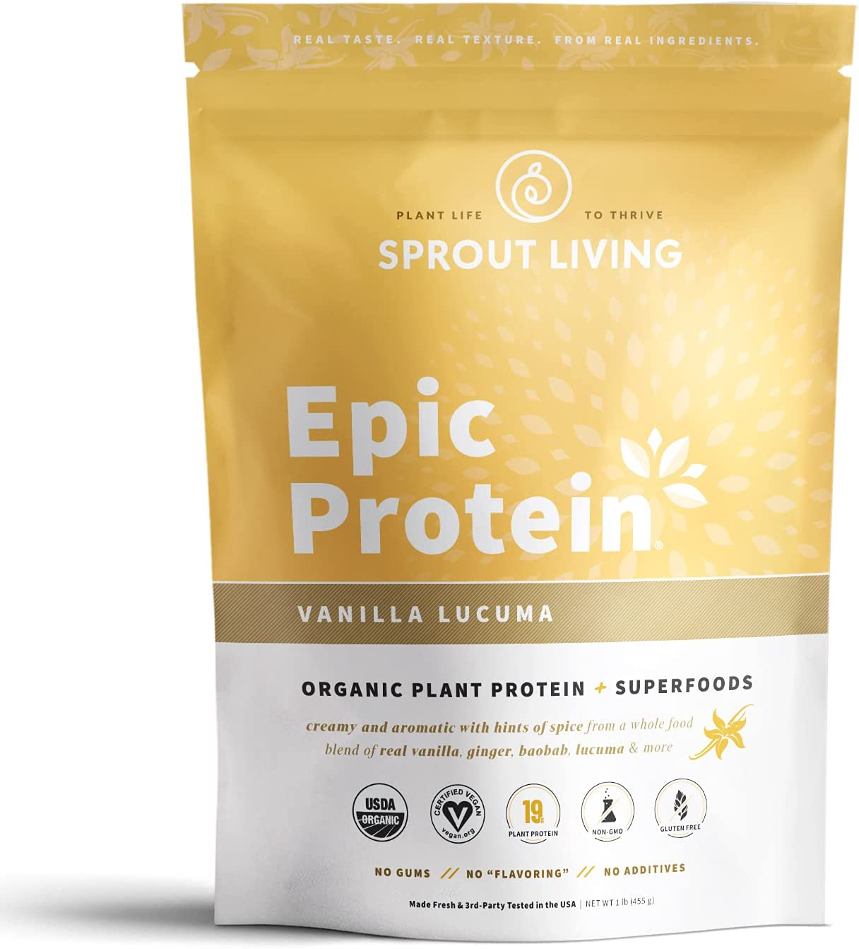 Sprout Living's Epic Protein P Recommended Superfoods Plant Limited Special Price Based